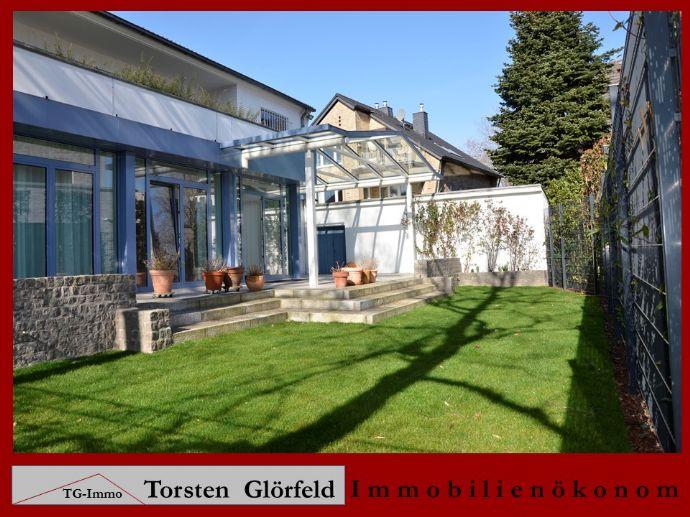 D-Düsseltal - Freistehendes repräsentatives Einfamilienhaus in