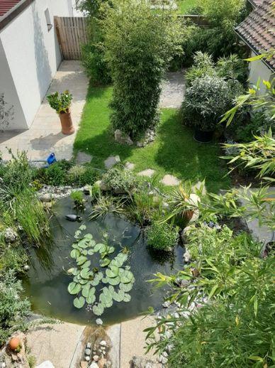 Perfekt für die Großfamilie...2 x 3-Zi Wohnung mit tollem Garten, Balkon etc in Nürnberg-Kornburg
