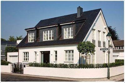 Villa Golzheim Frontansicht