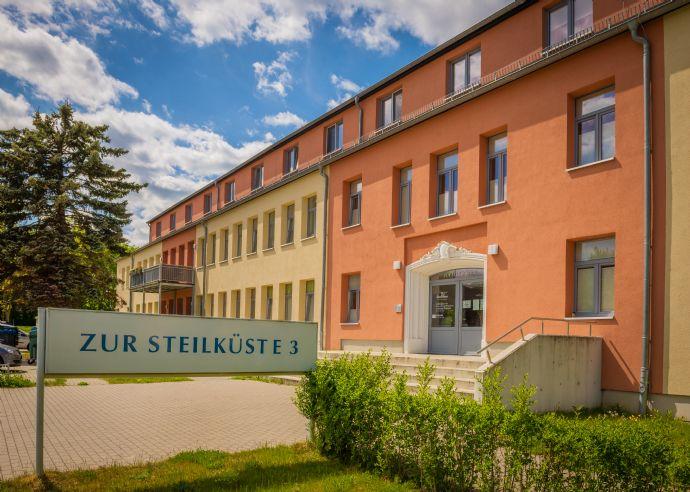 Seniorenwohnungen - Betreutes Wohnen in Stralsund