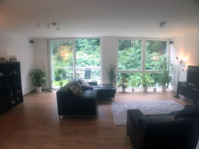 Traumhafte High-End-Wohnung, exklusiv & hochwertig, 4ZKB, Gäste-WC, Abstellraum, großer Südbalkon, Fußbodenheizung/Erdwärme, beste Anbindung Luxemburg