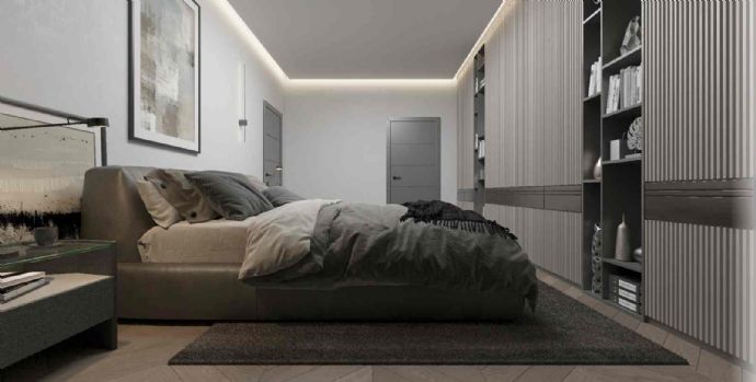 moderne 4 Zimmer Wohnung im