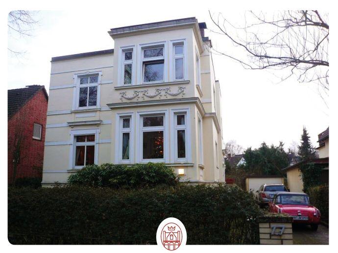 Schöne Villa in Hamburg / Marienthal