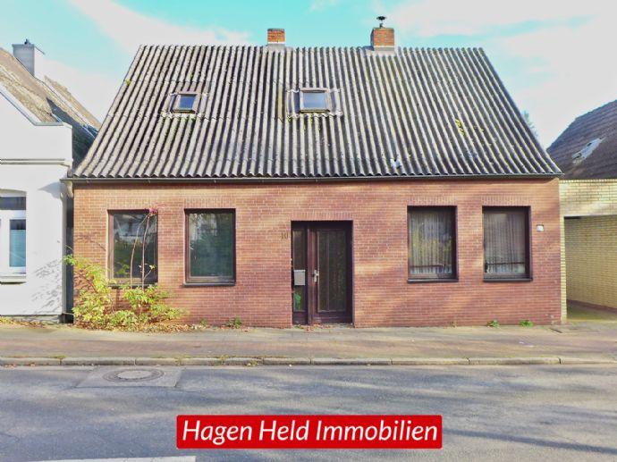 Erschlossenes Wohnbaugrundstück ca. 861m² mit Altbestand zentrumsnah in Bad Oldesloe
