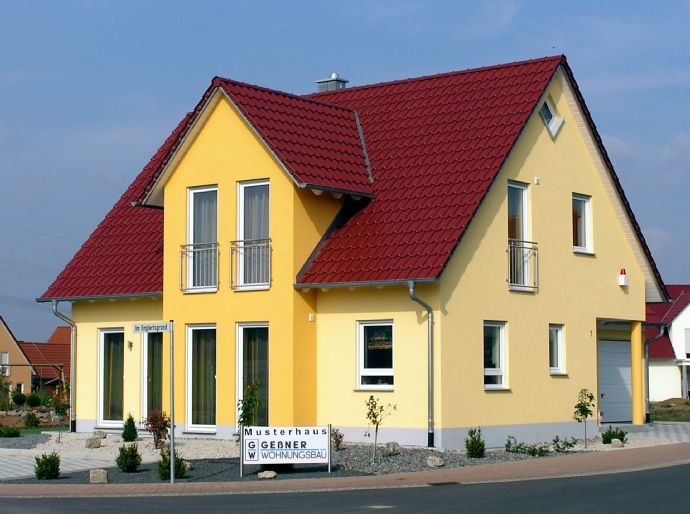 Sie möchten Ihr Traumhaus bauen? Planen und bauen Sie mit Geßner Wohnungsbau! SCHLÜSSELFERTIG