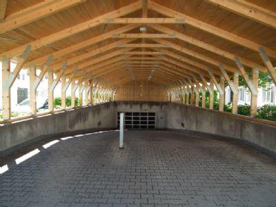 Massing Garage, Massing Stellplatz