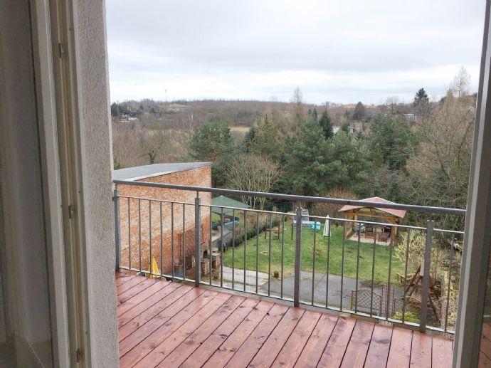 Geräumige 2-Raumwohnung mit Balkon