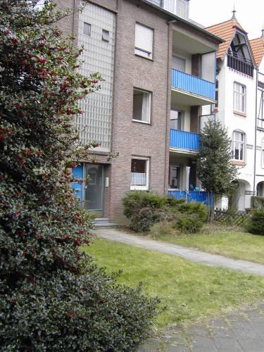 Viersen Mitte 2-Zimmerwohnung DG