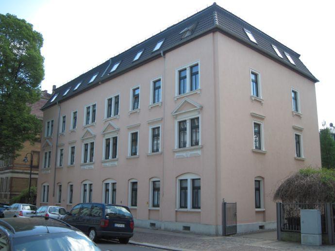Ab Oktober! Moderne 2-Zimmer-Wohnung mit Balkon in DD-Pieschen
