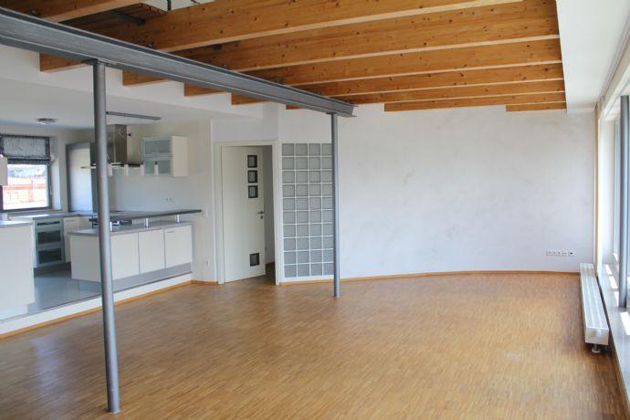 3 Zimmer Penthouswohnung mit Süd- und Nordterrasse im beliebten Röthelheimpark