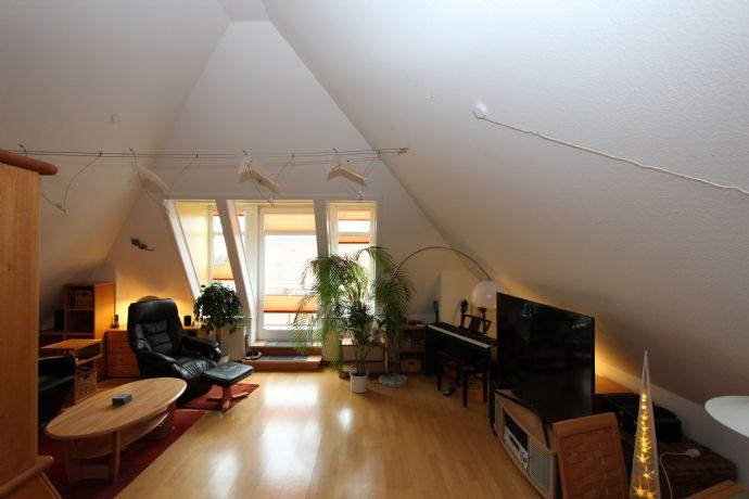 Freundliche 2-Zimmer-Wohnung mit Balkon in Sudweyhe