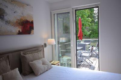 3  Schlafzimmer Nr. 1  Zugang zum Balkon
