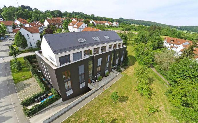 Traumhafte Terrassenwohnung mit exclusiver Ausstattung im OT Söflingen!!