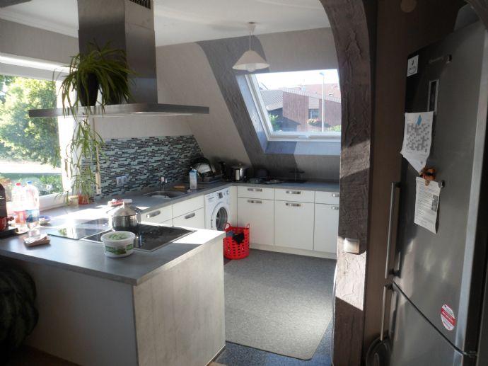 Top renovierte 3,5-Zimmer-Wohnung mit Einbauküche