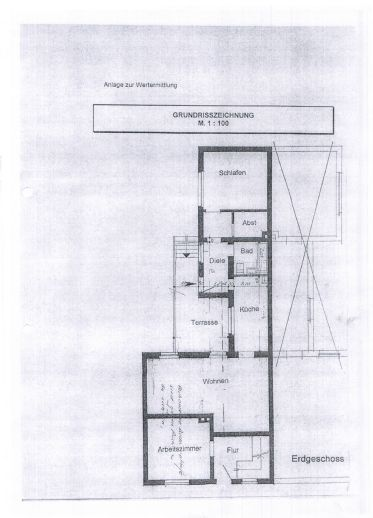 Provisionsfrei: Zweifamilienhaus mit Einliegerwohnung, Garagen und Werkstatt