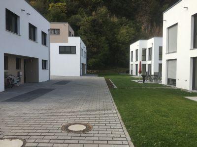 Zugang zu den Häusern