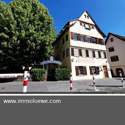 Schwäbisch Gmünd Gastronomie, Pacht, Gaststätten