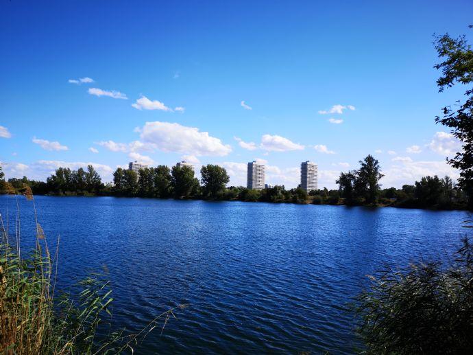 Grandioser Ausblick und ruhige zentrale Lage in Ludwigshafen - provisionsfrei von Privat!