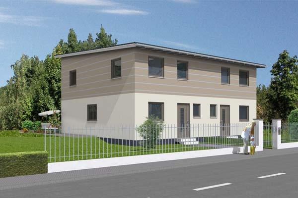 Schöne Doppelhaushälfte in Coswig