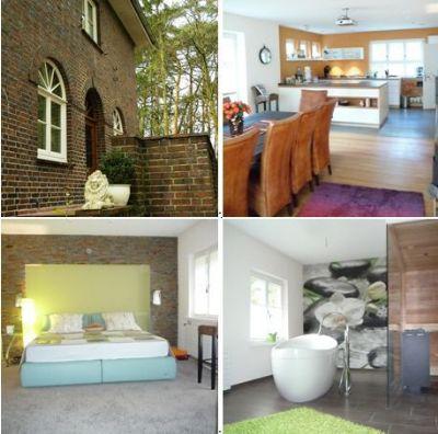 Luxuriös saniertes Einfamilienhaus/Villa, 180 m² Wohnfläche, Grundstück ca. 2.800 m²