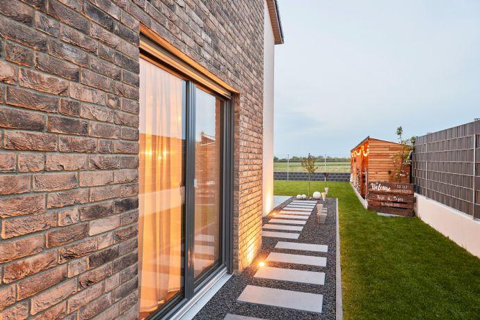 Modernes einladendes und exklusives Traumhaus