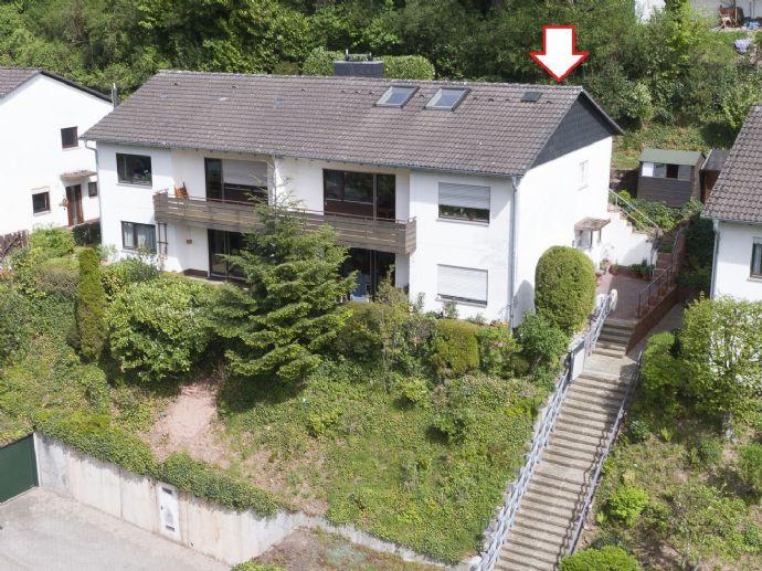 Besichtgung möglich! Sofort verfügbare Doppelhaushälfte in HD-Ziegelhausen (Richtung Peterstal)