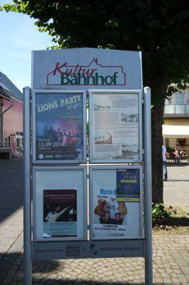 Kultur Bahnhof