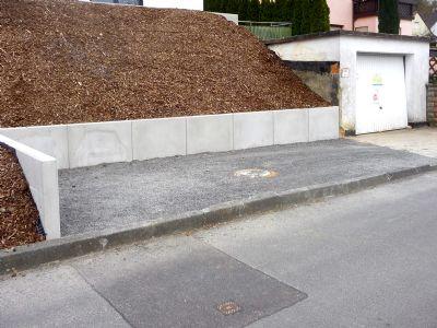 Stellplatz / Garage