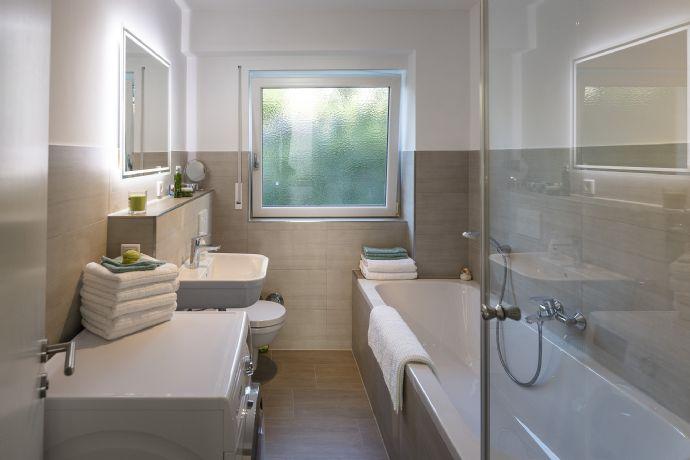 möbliertes Apartment 2 Zim. 63,5 qm, mitten im grünen und doch Zentral! Frei ab 01.09.2020!