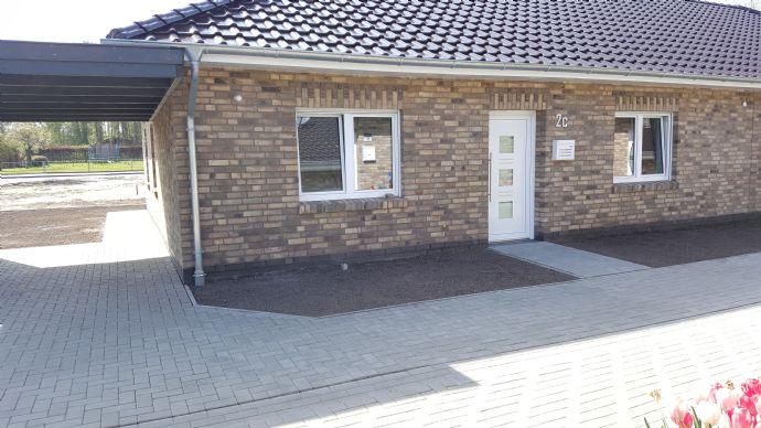 3 zimmer Doppelhaushälfte Bungalow,Haus,Wohnung im Rhauderfehn,Ostfriesland