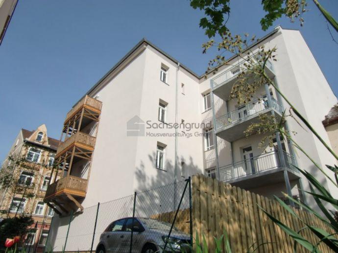 Wunderschöne 2-Zimmer-Wohnung im Zentrum Markkleebergs
