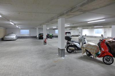 Neubiberg Garage, Neubiberg Stellplatz