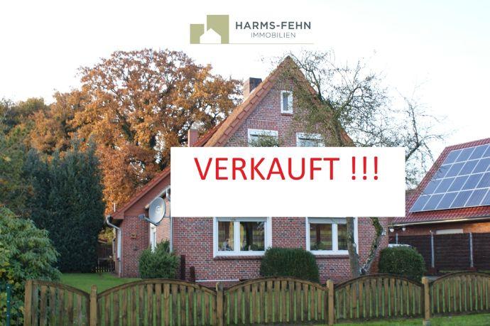 *** VERKAUFT !!! *** Hier ist Ihr Schmuckstück!!! Schönes, gemütliches u. gepflegtes Einfamilienhaus in toller Kanallage, nur ca. 3 km bi