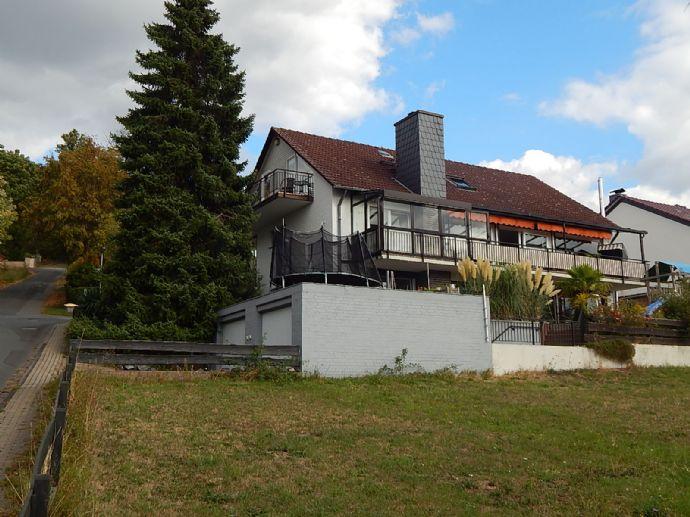 Sehr geschmackvoll gestalltetes Einfamilienhaus in traumhafter Lage von Bovenden!
