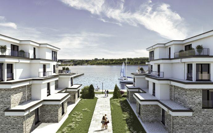 Modernes Wohnen am Gehlsdorfer Nordufer