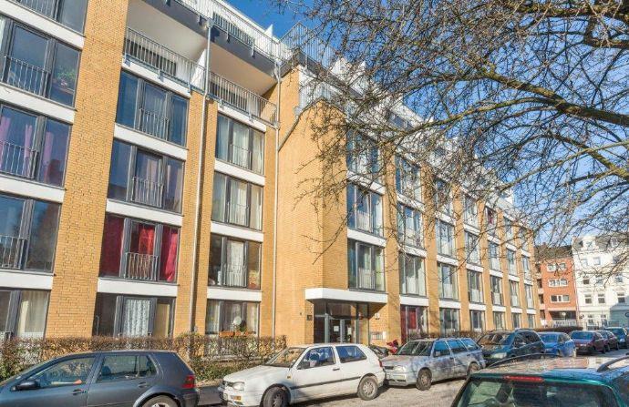 Saniertes und attraktives Apartment in Top-Lage in der Hamburger Schanze