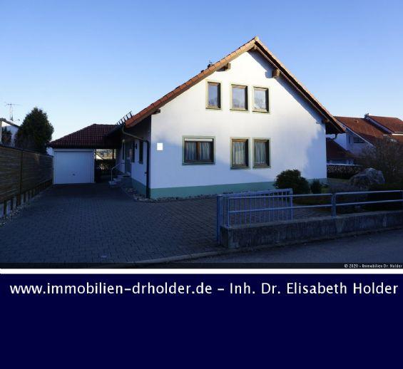 Biosphärengenuss: EFH mit Rohbau-Einlieger-Whg,Terrasse und Garage! Kauf, Hayingen