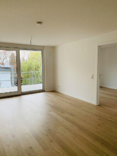 UPTOWN GREEN LIVING- Nachhaltige 2- Zimmer Wohnung mit Balkon