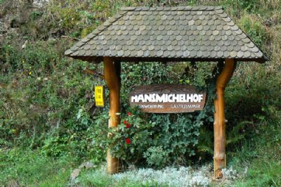 Hansmichelhof: Ferienwohnung Typ B