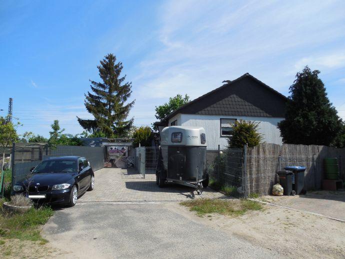 Gemütliches Einfamilienhaus mit großzügigem Garten