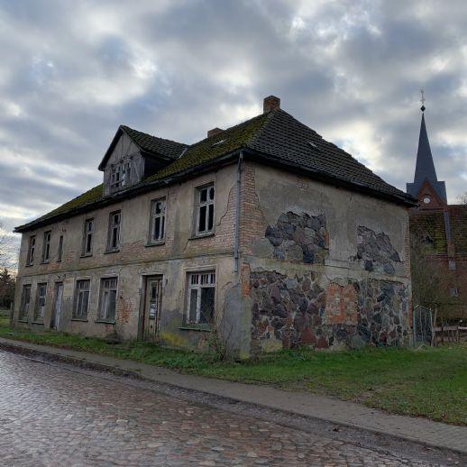 Wer rettet dieses Haus? Kaufmannshaus von 1850