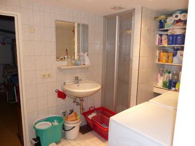 Keller Bad, Dusche,Waschen-Trocknen