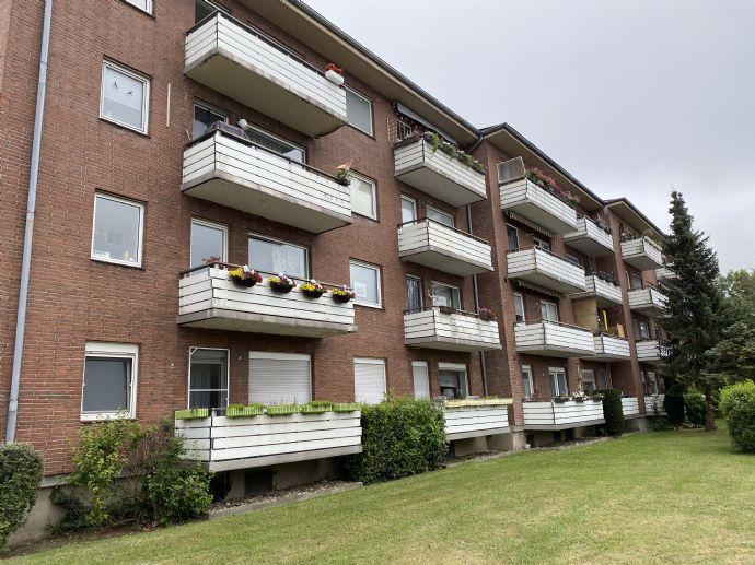 Sehr schöne 54 m² 2-Zimmer-Wohnung mit Balkon im Willich Schiefbahn