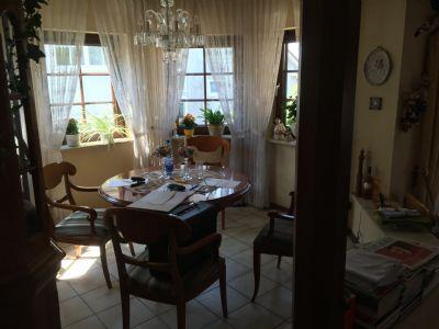 Essbereich - Erker  im Wohnzimmer