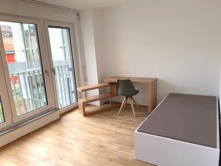 Erstbezug - modernes 1-Zimmer Apartment im neugebauten F 188