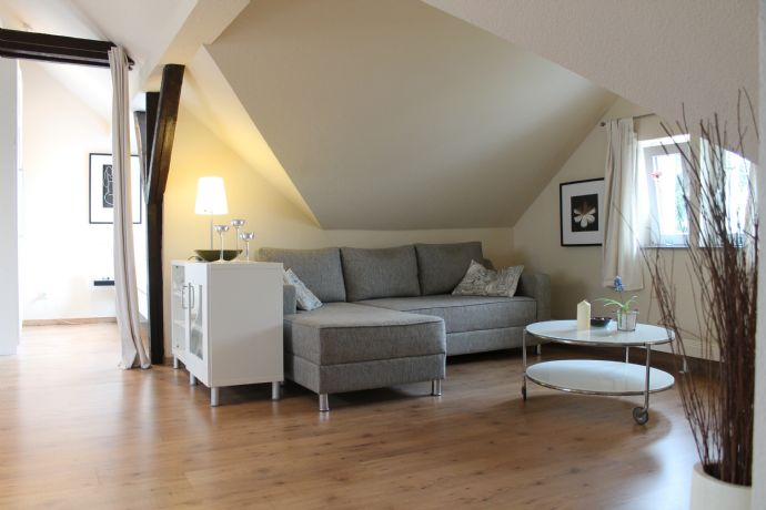 Schönes Apartment voll möbliert und neu saniert in Hilden in ruhiger Lage zu vermieten.