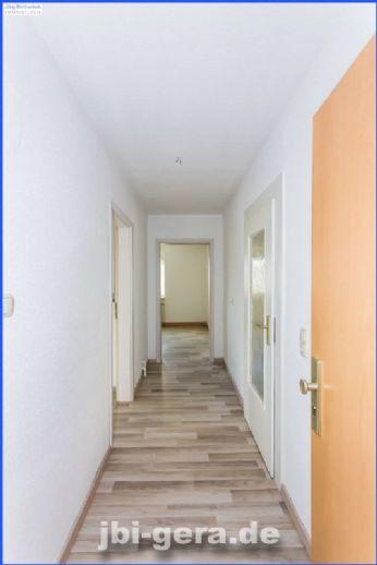 Erstbezug, schöne 3-Raum-Wohnung mit Gartennutzung und eigenem Nebengelass zu vermieten.