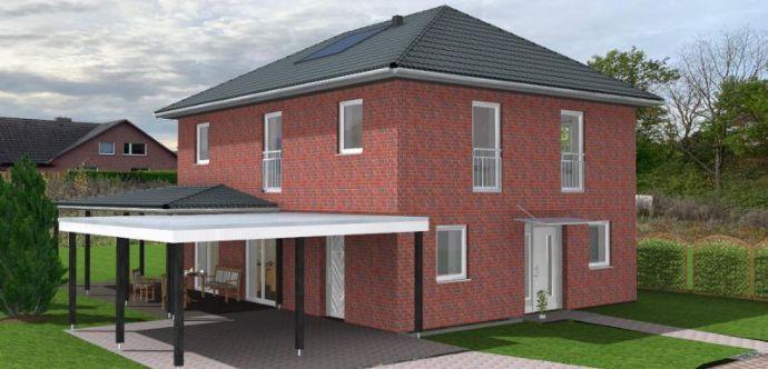 Modernes Einfamilienhaus Neubau in Westerweyhe - Provisionsfrei - Grundstück enthalten - Kaufpreis erst nach Fertigstellung fällig - kein Bauträger