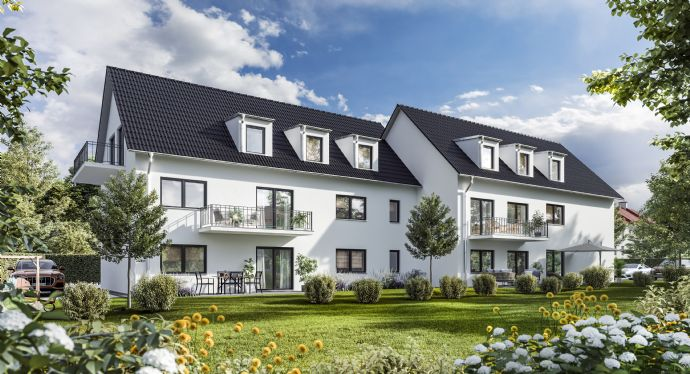 KFW 55 - Neubau Wohnanlage in Forchheim Regnitzstr. 65