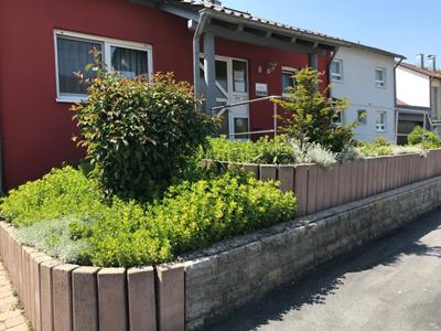 Wohnen und arbeiten unter einem Dach im Weinbaugebiet Vaihingen an der Enz, auch 3 - 4 Wohnungen möglich